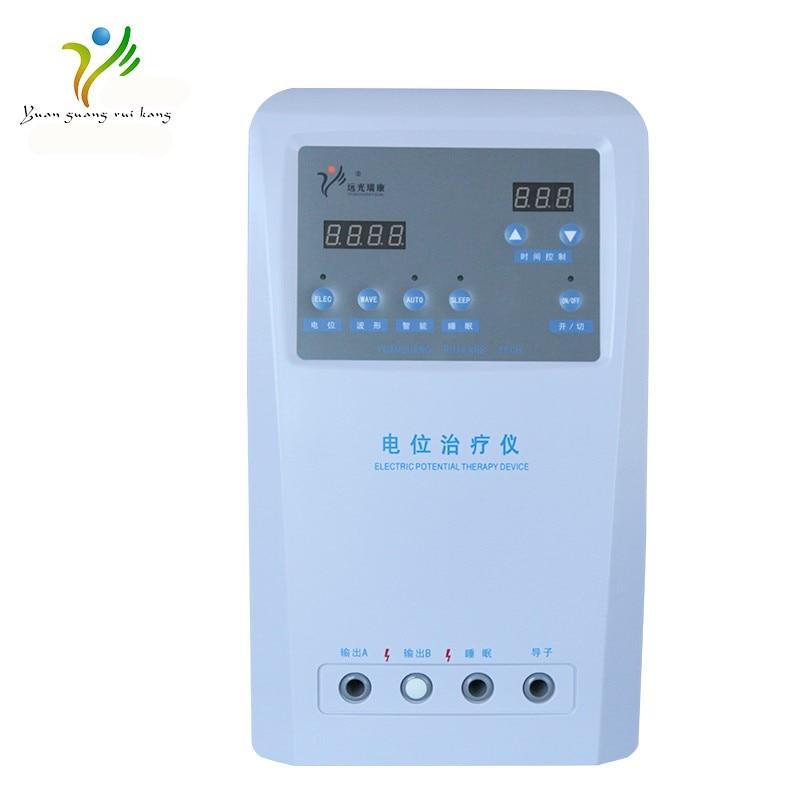 Máquina de terapia waki de alto potencial para insomnio, estreñimiento, dolor de espalda