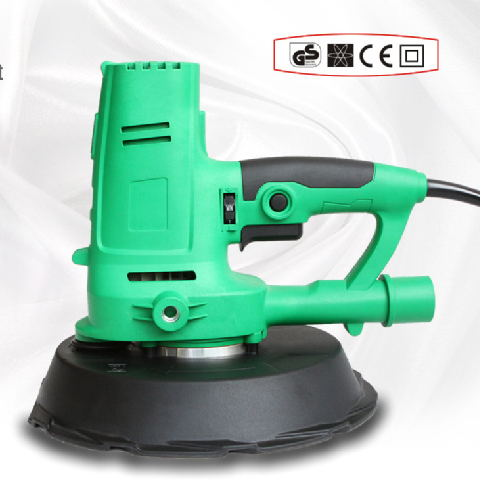 Variable Speed and Electricity Power Source Factory Sales Dustless Drywall sander JHS-225A enlarge