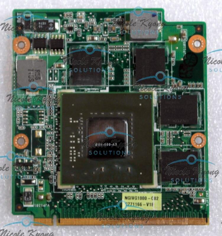 Видеокарта, видеокарта для ASUS V1S VX2 VX2s VX2se, 08G21VA0120I 8600M GT 8600MGT G84 600 A2 VGA