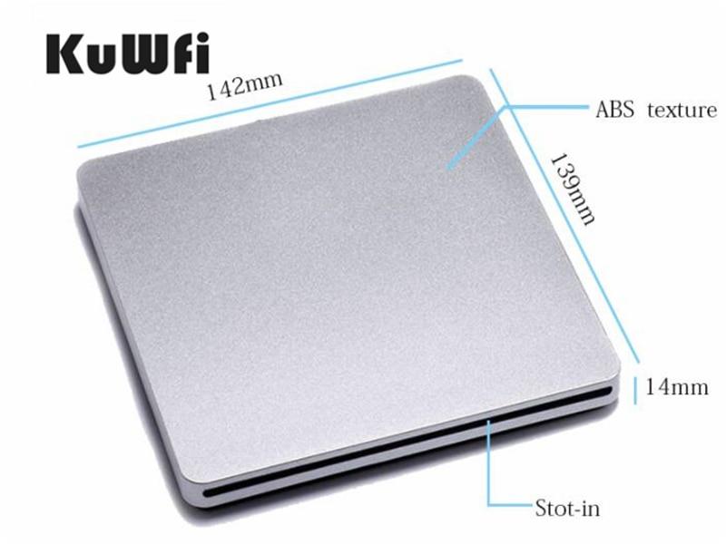USB3.0 Внешний bd-rom Blu-ray Комбинированный привод/DVD горелки Писатель 3D Blue-ray комбо BD-ROM плеер для Apple Macbook Pro ABS материал
