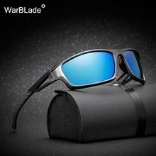 WarBLade 2018 Fashion Men Polarized Sunglasses Outdoor Sports Sun Glasses Male 100% UV400 Polarised