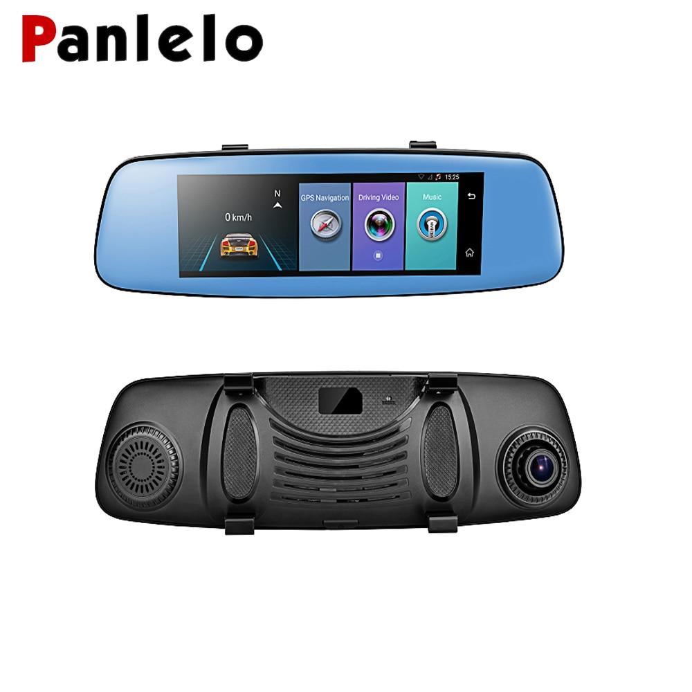 "Panlelo espejo con Navigator Android 5,0 de 7,84 ""HD 1080P HD Android GPS para coche con Bluetooth 4,0G-SENSOR WIFI FM RAM 1 GB/ROM 16GB"