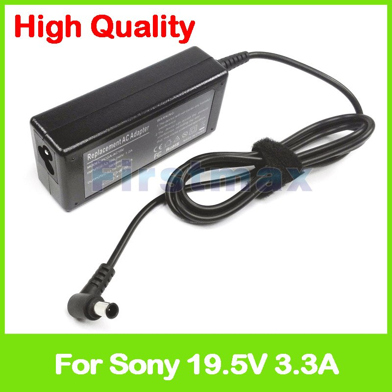 19.5 V 3.3A 65 W laptop AC power adapter para Sony AIO SVJ20214CYB SVJ20215CXB SVJ202190X SVJ2021BPXW VGP-AC19V44