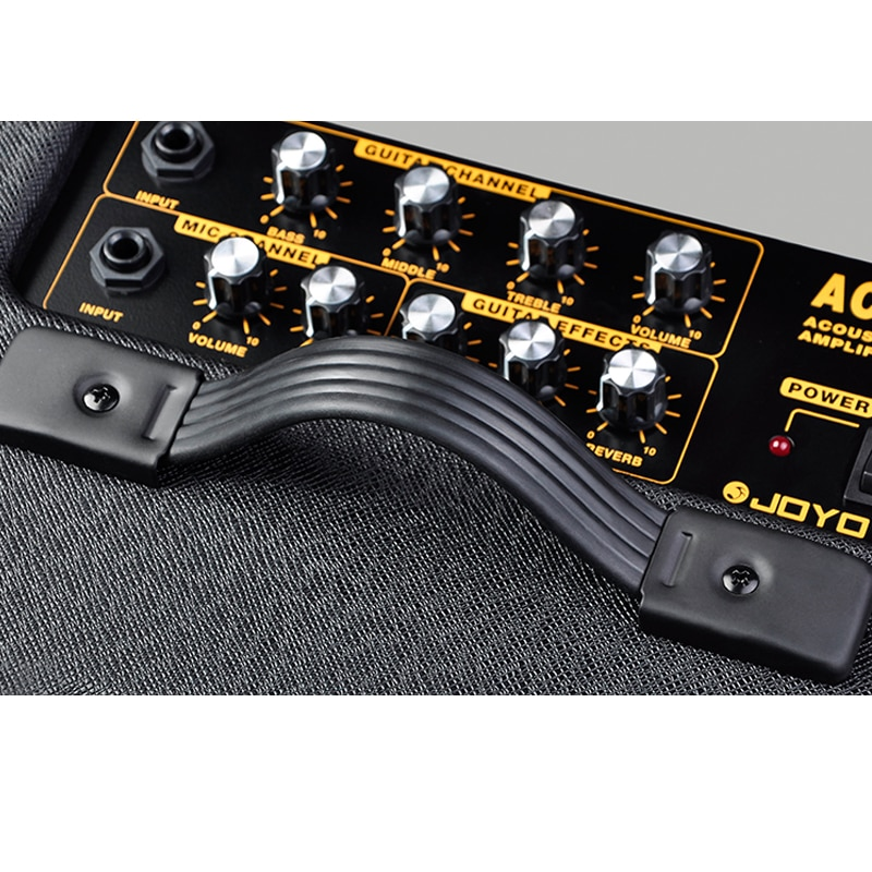 JOYO AC-20 20w Amplifier for Acoustic Guitar 3 built-in digital effects of Chorus, Delay and Reverb Volume Control AMP Free Ship enlarge