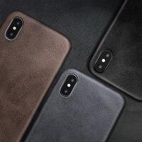 Ультратонкие чехлы для телефонов iPhone 6S 6 7 8 Plus XS Max, кожаный мягкий силиконовый чехол из ТПУ для iPhone XR X 11 12 Pro, оболочка
