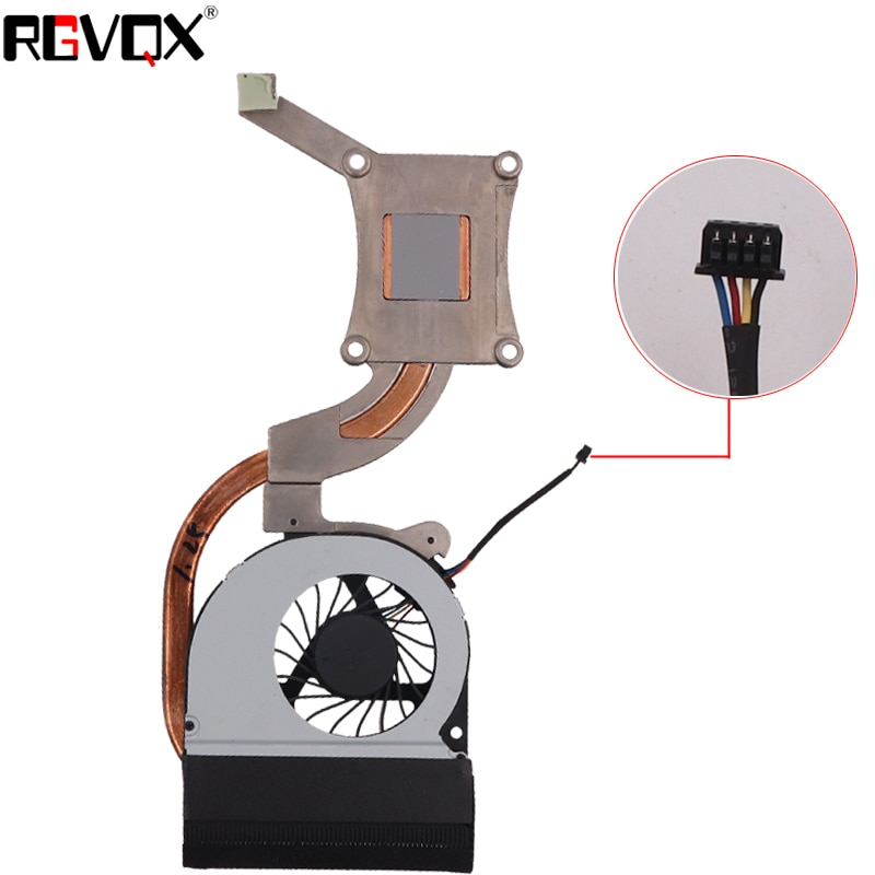 Laptop Heatsink Cooling Fan for Dell Latitude E6420 PN:MF60120V1-C080-G9A AT0FD004SS0 CPU Cooler/Radiator