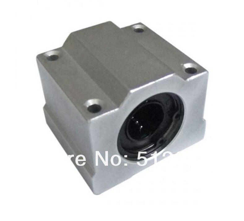 10 pçs/lote sc10uu scs10uu rolamentos lineares linear ball bearing linear motion bearing slides bucha