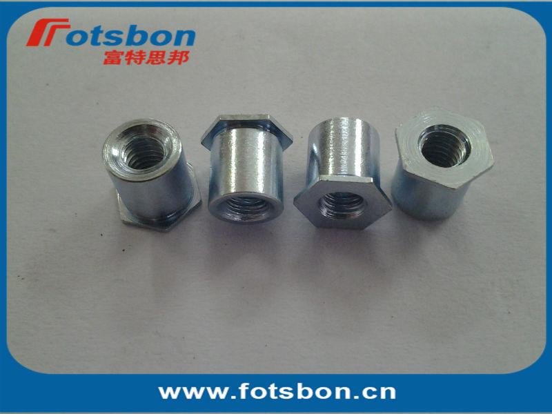 SOA-440-24, Thru-hole Threaded Standoffs,aluminium 6061,nature, PEM standard,made in china, in stock.