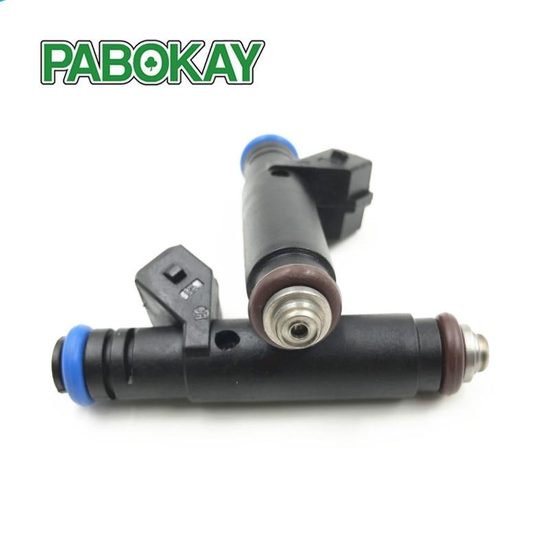 Para Renault Clio II 2 III 3 1,4 Kangoo 1,6 Megane Lagune K7J K7M 1,2 8V inyector de combustible boquilla 8200128961