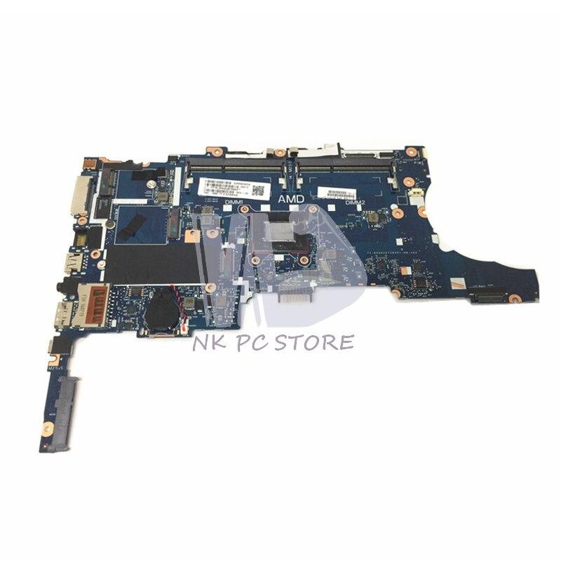 NOKOTION 827570-001 828598-601 ل HP 745 845 G2 G3 اللوحة المحمول A8 PRO-8600B CPU DDR3