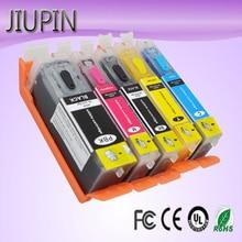 JIUPIN IGP 250 CLI 251 cartouche dencre comestible Pour canon PIXMA MG5420 MG5422 MG5520 MG5522 MG6420 IP7220 MX722 MX922 IX6820 imprimante
