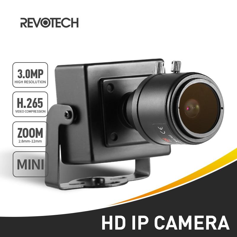 H 265 Hd 3mp 2 8 12mm Manual Zoom Lens Ip Camera 1296p 1080p Indoor Mini Type Security Cctv System Video Surveillance Cam P2p Surveillance Cameras Aliexpress