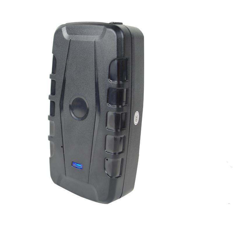 Rastreador de carro à prova d água 10000 mAh da bateria, Recipiente/carga/asset tracking system locator LK209B