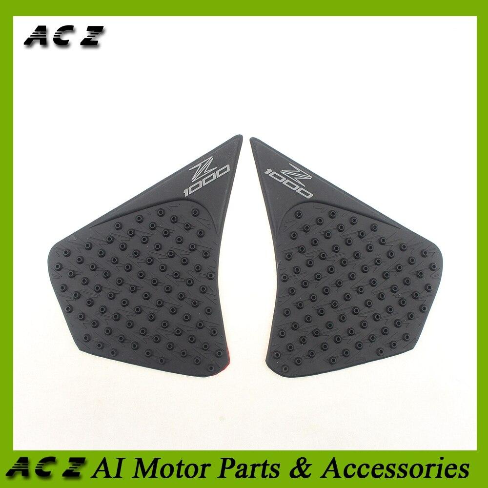 ACZ наколенники для мотоцикла, наколенники, противоскользящие защитные наклейки для Kawasaki Z1000 2014-2016