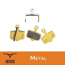 EOOZ 2 пары металлический велосипедный металлический диск тормозные колодки для SRAM AVID Elixir 1 3 5 7 9 R CR Avid DB1 DB3 DB5