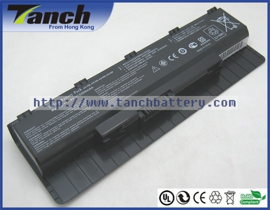 Laptop bateria a32-n56 a32-n46 n32-a56 a31-n56 para asus n56v n56j n76v g56jk n65jn g56j series 10.8 v 5200 mah baterias de notebook