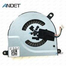 Nouveau ventilateur pour HP pour Probook 430 G2 CPU ventilateur de refroidissement 768199-001 EG50050S1-B020-S9A KSB05105HC 701
