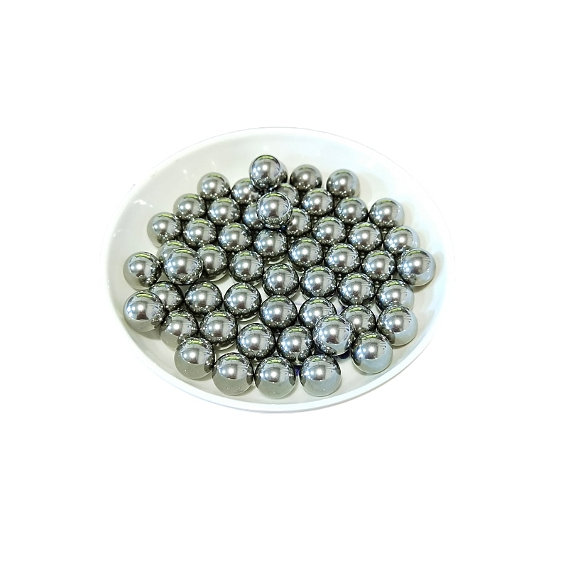 30 Uds 6,3mm 6,32mm 6,33mm 6,34mm 6,35mm 6,36mm acero rodamiento de alta precisión bolas de acero precisión industrial bolas de acero