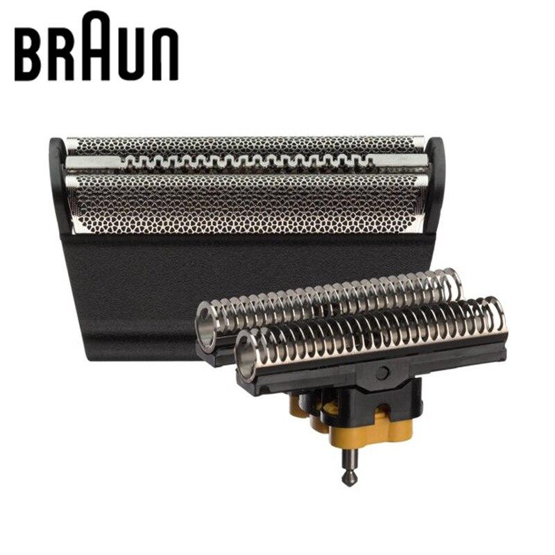 Afeitadora eléctrica Braun, repuesto de hoja 30B para máquinas de afeitar serie 7000/4000 (310 330 340 4775 4835 4875 5746 7630)