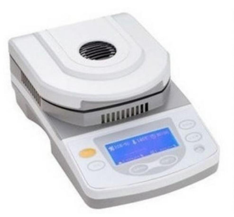 محلل الرطوبة مختبر قدرة 10g مع أجزاء أداة التدفئة الهالوجين 110 فولت 220 فولت