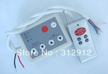 RF 6key led rgb controller,DC12-24V input,max 4A*3channel ou