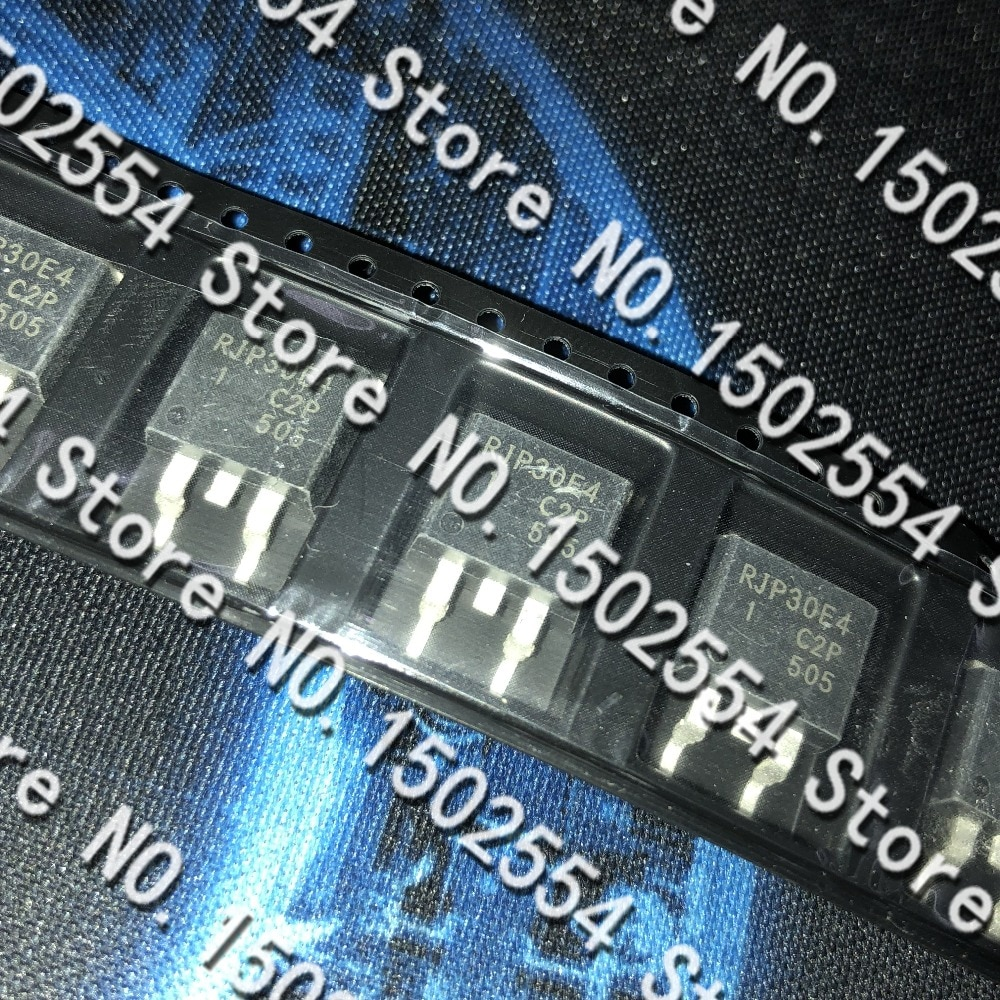 Tubo de plasma LCD de transistor de efecto de campo de 10 unids/lote RJP30E4 a-263