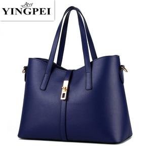 YINGPEI Women Messenger Bags Casual Tote Femmel Luxury Handbags Women Bag Designer Pocket High quality Shoulder Bags