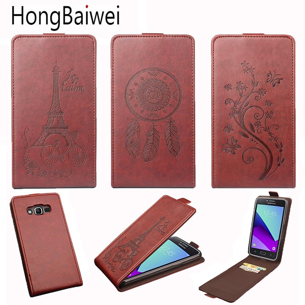 Флип кожаный чехол-кошелек для Samsung Galaxy J2 Pro 2018 A3 A5 A7 J1 J2 J3 J5 J7 2016 2017 A320 A520 S7 S8 Grand чехол-накладка для Prime