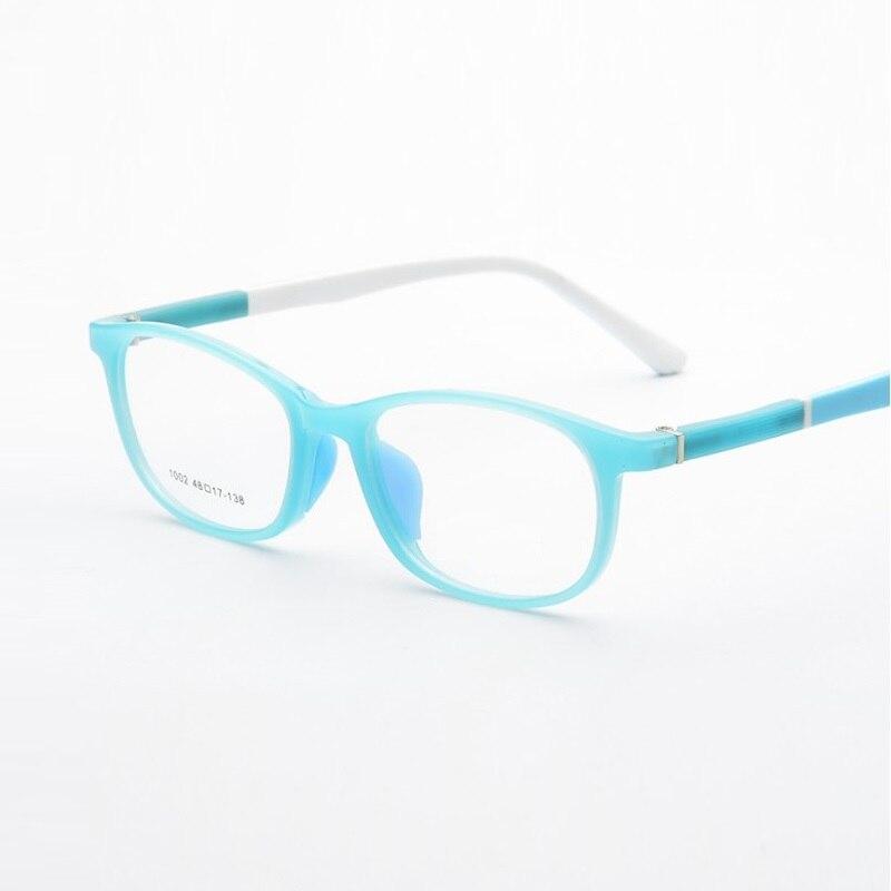Width-132 ultra-lightweight super tough Silica gel TR90 kids goggles myopia eyglasses frames children spectacles frames eyewear
