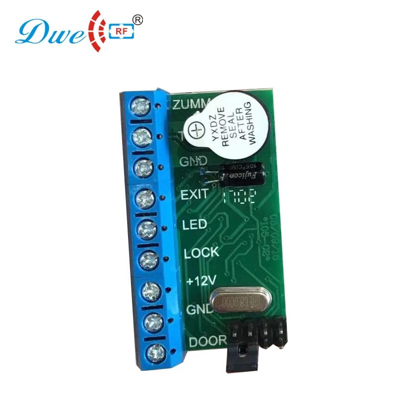 Mini controlador de acceso independiente con zumbador para sistema de control de acceso con envío gratis
