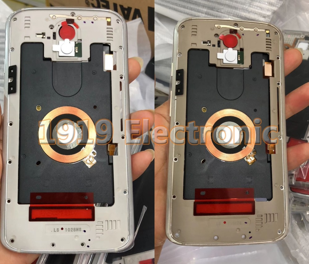 Carcasa de repuesto para Motorola Droid Turbo 2 XT1585 XT1580 XT1581 MOTO X Force