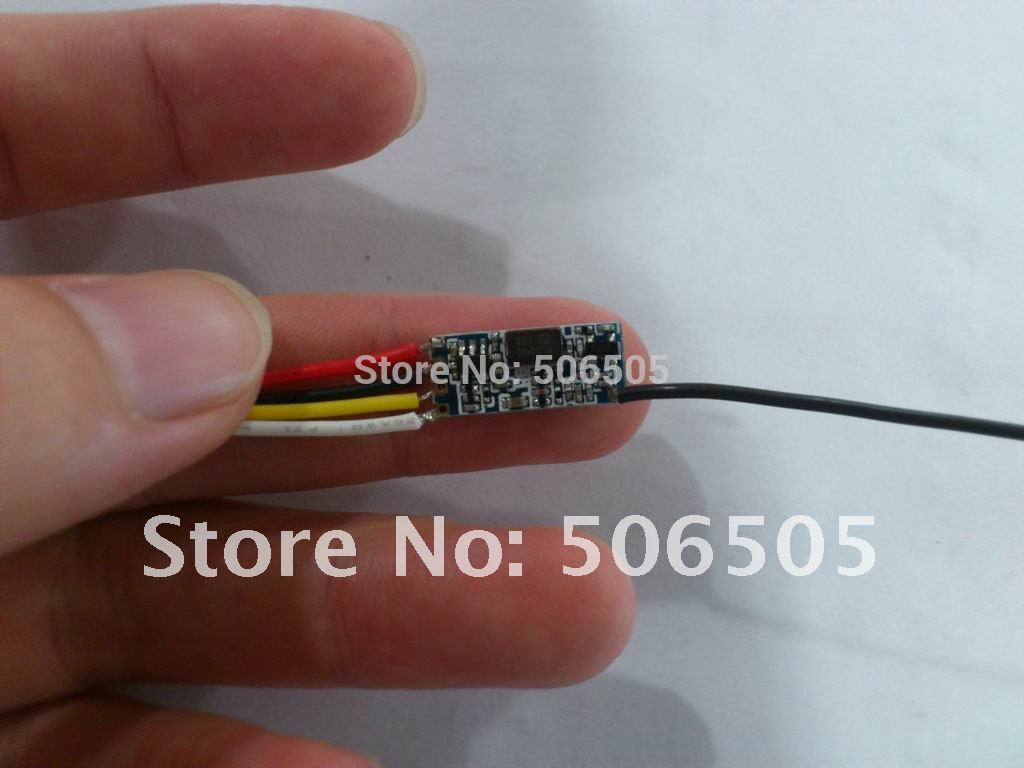 2.4GHz 100mW mini wireless transmitter Audio and Video  wireless transmitter Module enlarge