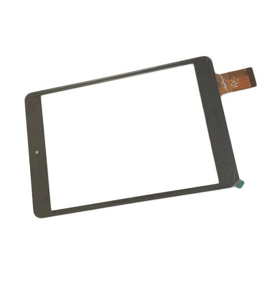Nuevo cristal del Panel de la pantalla táctil del digitalizador de 7,85 pulgadas para Ainol Novo 8 mini (P/N c196131A1 FPC720DR) Tablet PC