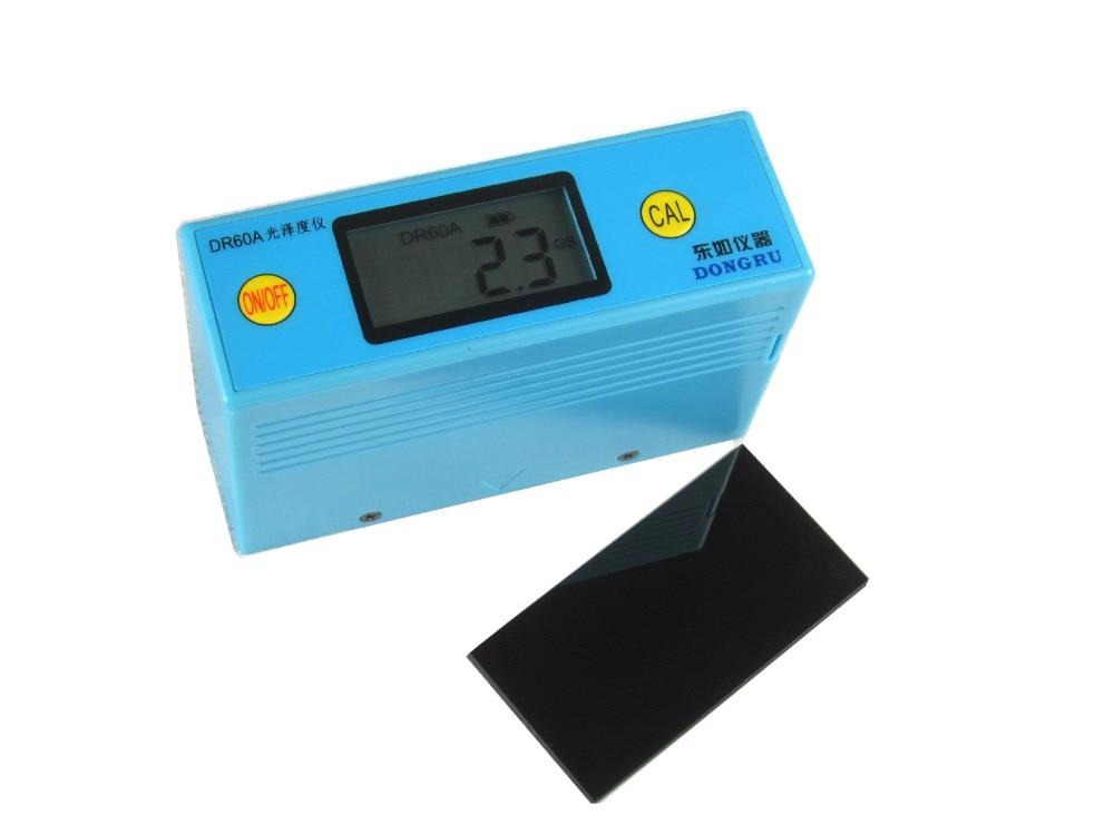 مقياس لمعان 0 ~ 199.9gs ، دقة 0.1 ، <1.2GS 60 درجة ، بلاط رخام وجرانيت ، شحن مجاني