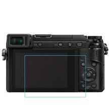 Protecteur en verre trempé pour Panasonic Lumix DMC GX9 (DC-GX9GK)/GX7 Mark III (GX7III) Film de Protection décran de caméra