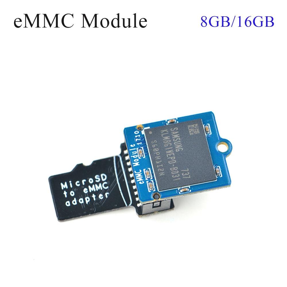 نموذج bdlyelec eMMC, لمشتت الحرارة NanoPi M4