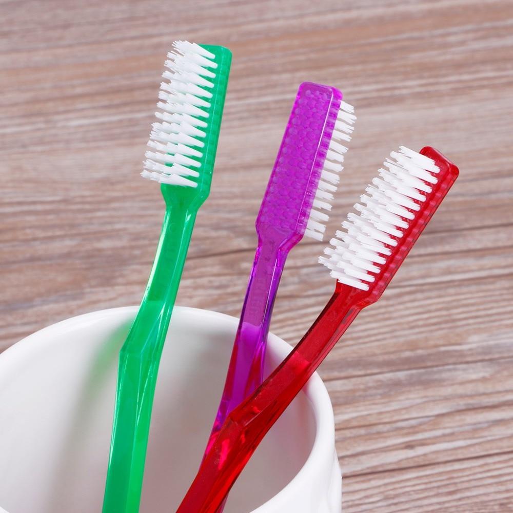 6x Nano Dental Care Premium Hard Toothbrush Bristle Tooth Brush Set For Adult Tooth Brush for Travel Teeth Whitening Tools