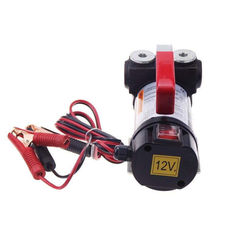 Hot sale 24V DC Mini High Pressure Plastic Electric Oil Change Pump,Oil Pump Replacement