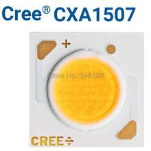 5x Cree CXA1507 CXA 1507 14.8 W en céramique COB LED lumière de rangée EasyWhite 4000 K-5000 K blanc chaud 2700 K-3000 K avec/sans support