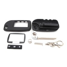 Чехол для ключей A9 switchblade, чехол для Starline A9 A6 A8 A4 uncut blade fob, чехол A9, складной Автомобильный откидной пульт дистанционного управления, 10 шт., бесплатная доставка