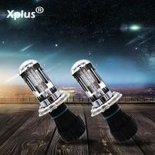 Xplus H4 HID bi-xénon ampoule 6000k 8000k H4h/l 12V 35W55W H4 remplacement phare lampe 3000k 4300K 5000K 12000k pour phare de voiture