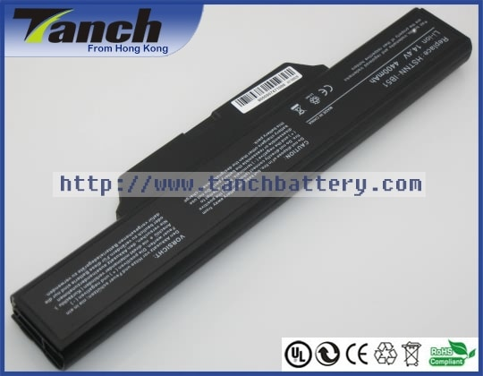 Laptop battery for HP COMPAQ HSTNN-IB51 GJ655AA 451085-141  HSTNN-IB62 451568-001 550 610