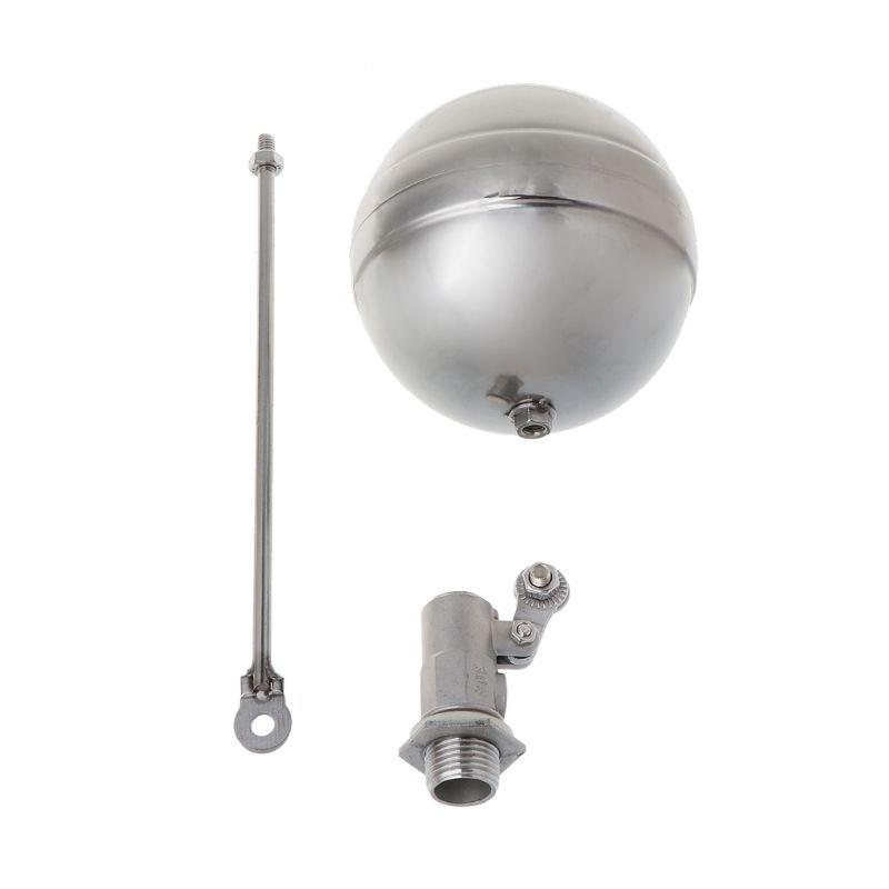 Клапан поплавкового датчика расхода DN15 с наружной резьбой шар из нержавеющей