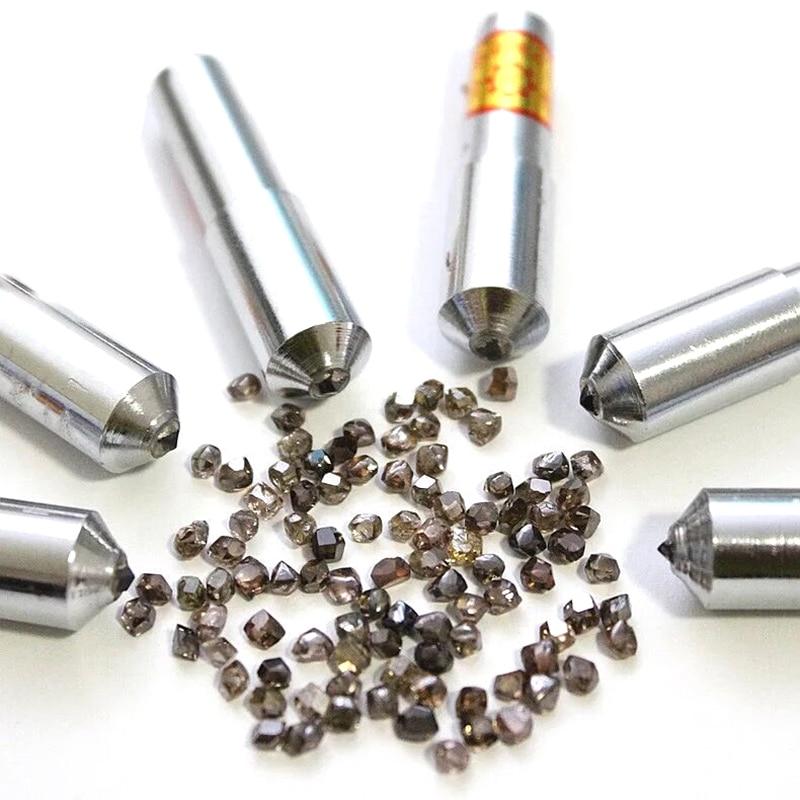 1pc Diamond Grinding Wheel Dresser Grinding Disc Wheel Natural Diamond Dresser Dressing Pen Tool Abrasive Tool 10mmx45mm