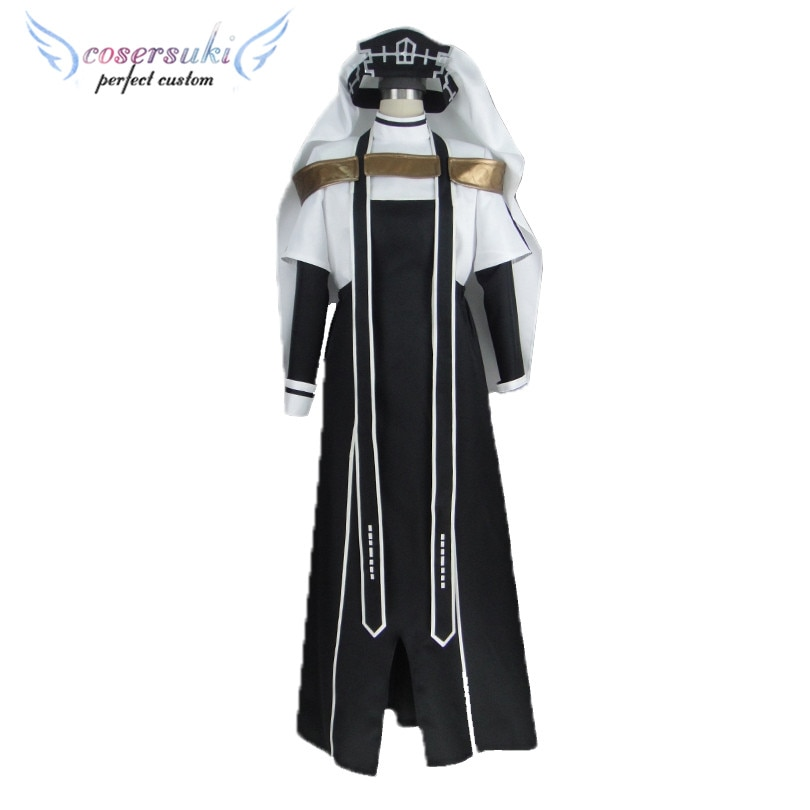 Record of Grancrest War Priscilla Cosplay Costumes Stage Performance Clothes , Perfect Custom for You !