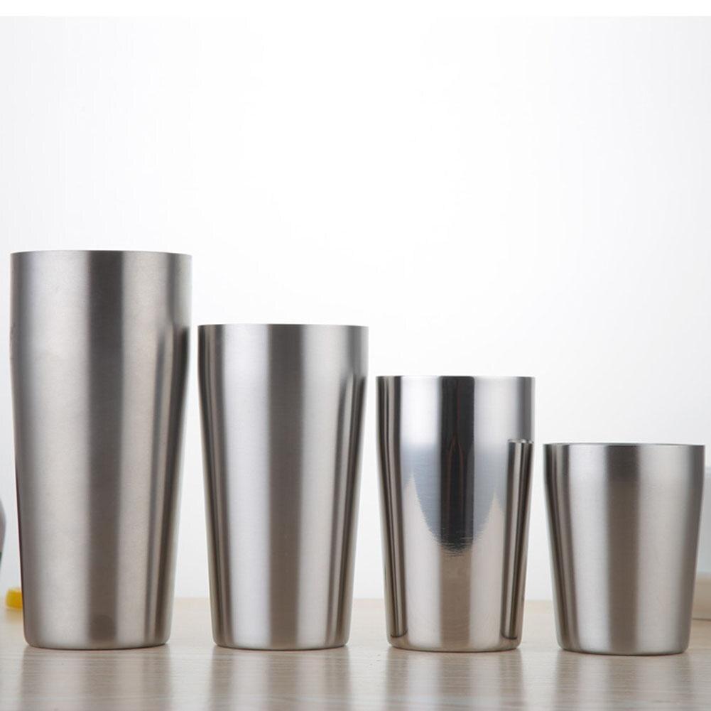 Taza Termo caliente de doble capa, taza de vacío, botella termo de acero inoxidable 304, botella Termal para vaso con aislamiento de agua