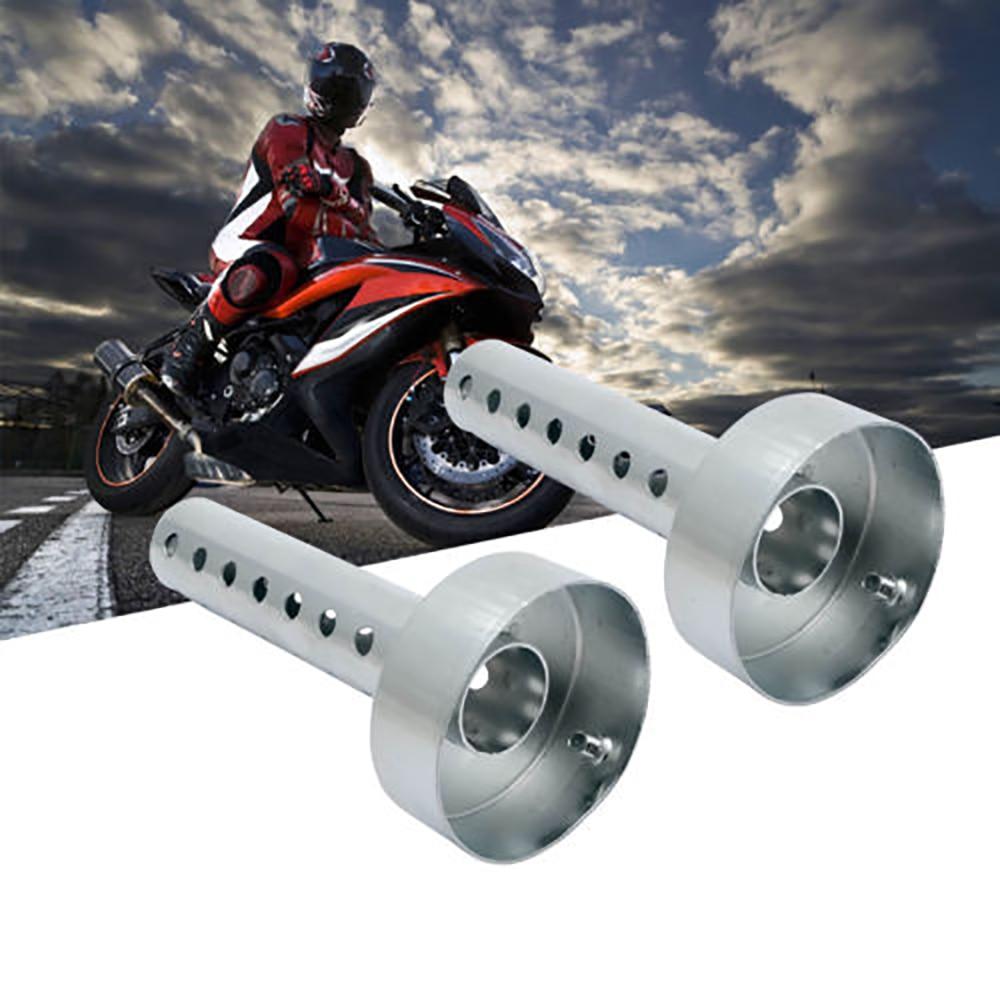 Silenciador removible de 42/45/48mm para punta JDM N1 silenciador de escape tubo de escape modificado para motocicleta núcleo de presión