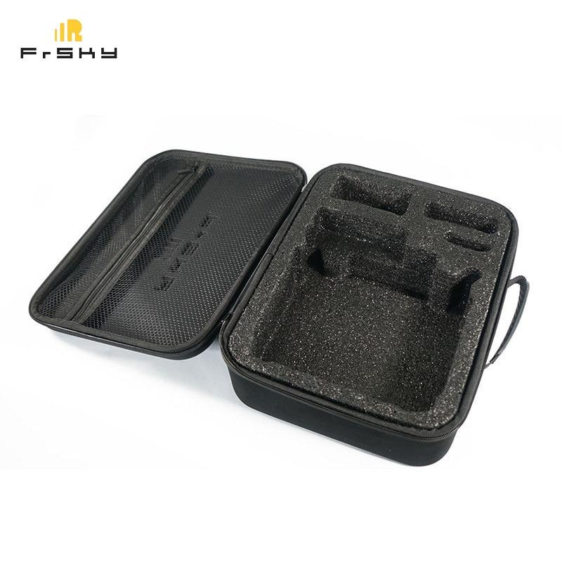 Original Frsky EVA Taranis Q X7S / X9D Plus SE Radio Transmitter Handbag Waterproof Hardshell Suitcase Carrying Bag For RC Model