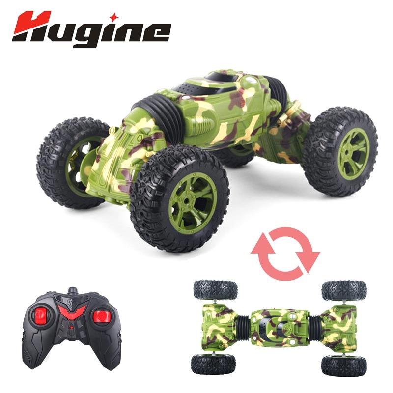 Télécommande voiture 4WD hors route véhicule déformation torsion cascadeur voiture escalade véhicule 2.4G haute vitesse électrique enfants passe-temps jouets