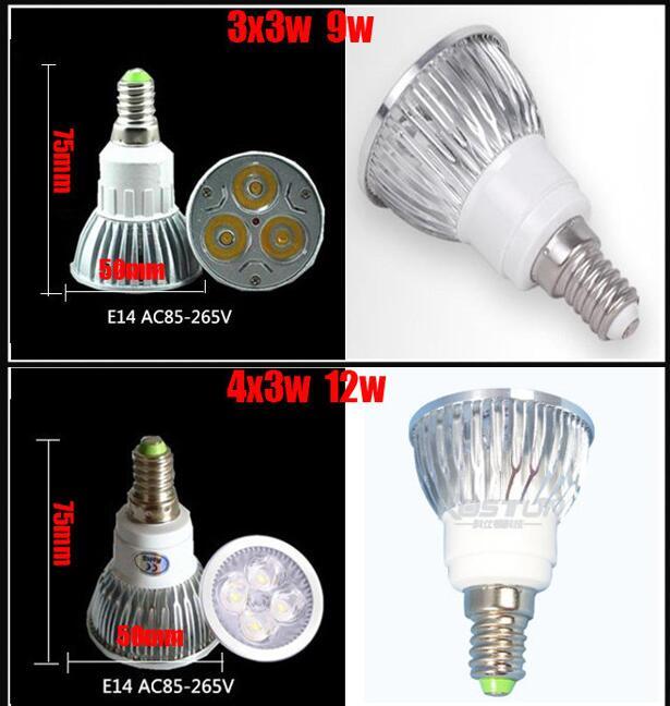 9 W 12 W 15 W lampe GU10 led ampoule spot lumière bombillas led GU10 lampara focos led ampolletas luz led iluminacion pas cher 220 V